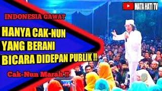 Download Video MBAH NUN MARAH!Hanya CAK NUN yang berani bicara didepan publik|indonesia dikuasai????? MP3 3GP MP4