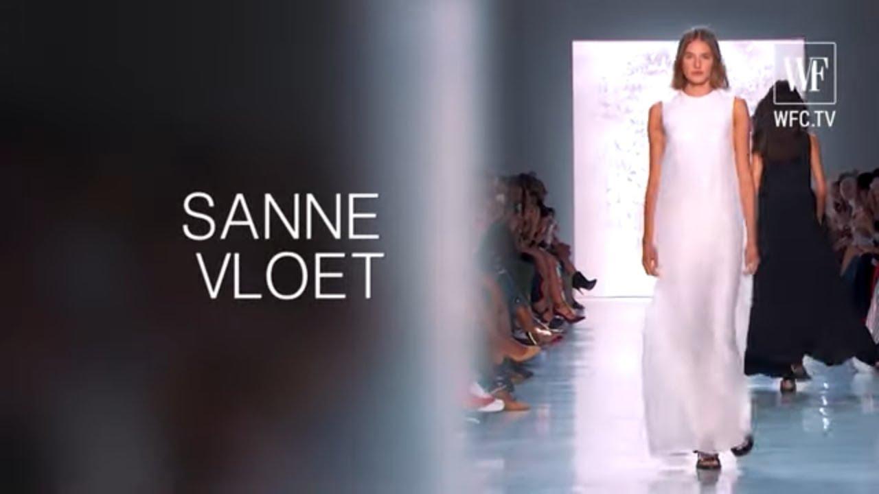 Sanne Vloet top model from the Netherlands