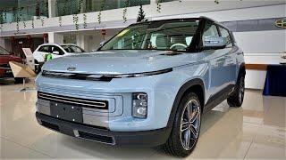 2020 Geely icon FirstLook Walkaround- China Auto Show(2020款吉利icon,外观与内饰实拍)