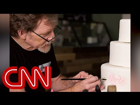 Supreme Court to rule on gay wedding cake case