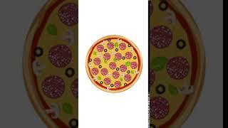 pizza insta story