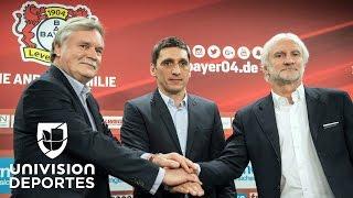 """Tayfun Korkut: """"Haremos todo para traer de vuelta al Bayer Leverkusen que conocemos"""""""