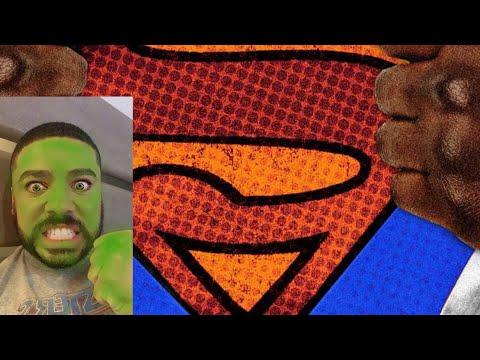 Black Superman Fan Reaction