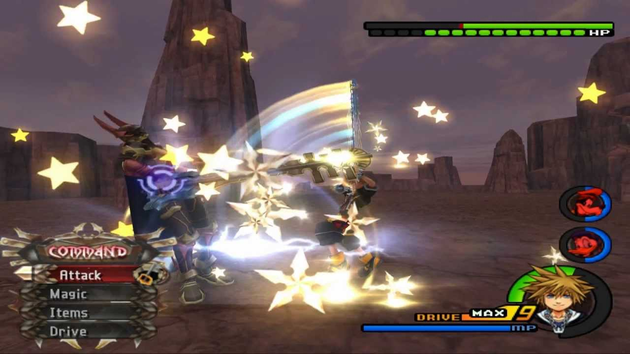 Terra S Pcsx2- Kingdom Hearts Ii Final Mix (english Patched