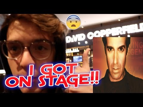 David Copperfield Live Show REVIEW   Las Vegas