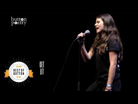 """Sophie Priceman - """"How Teenage Girls Are Like Poetry"""" (Get Lit)"""