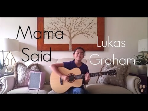 Mama Said ~ Lukas Graham ~ Fingerstyle Guitar Cover by Lanvy