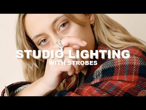 How To Shoot Film Portraits With Studio Lighting