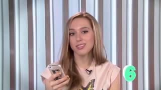 Катя Клэп (Kate Clapp) на канале RU.TV