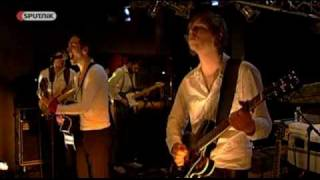 Polarkreis 18 - The Colour of Snow (Live bei MDR Sputnik)