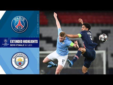 Paris Saint-Germain vs. Manchester City: Extended Highlights | UCL on CBS Sports