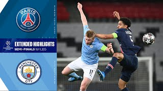Paris Saint-Germain vs. Manchester City: Extended Highlights | UCL on CBS Sports