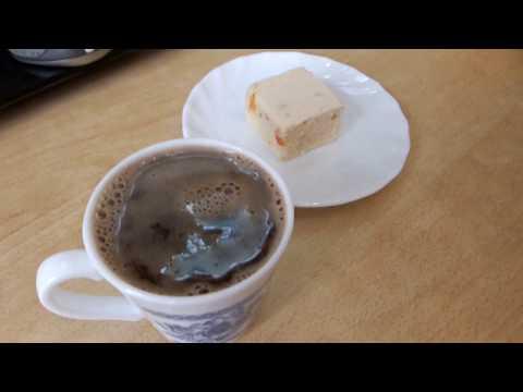 Как приготовить вкусный кофе в турке.