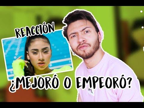 REACCIÓN A &39;NO TE ENAMORES&39; - PALOMA MAMI  Niculos M