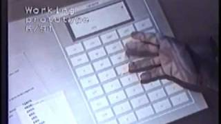 Tactile Manipulation on a Digital Desk (1991) Xerox