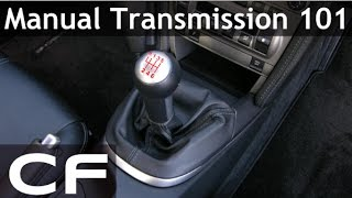 How to Drive Stick Shift - Manual Transmission Tutorial in Porsche 911