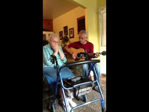 Uncloudy Day Lyndel Rhodes And Buddy Cannon Youtube