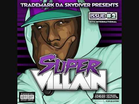 Trademark Da Skydiver Feat Curren$y - Ova n Out