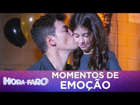 TOP 5: Rodrigo Faro não segura as lágrimas