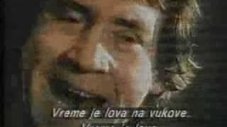 Poslednji snimak i sahrana Vladimira Visockog