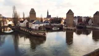 Strasbourg - Ponts Couvertes et Barrage Vauban