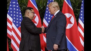 BREAKING CNN NEWS TRUMP-A historic handshake … but what did the Trump-Kim summit really achieve?