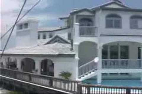 Panama City Beach, Florida:  $4,000,000 Mansion For Sale