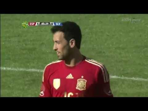 El Salvador  Spain  | International Friendly Recap 0-2