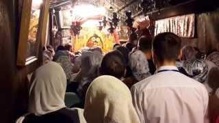 Вифлеем Литургия в храме  Рождества Христова(2014 11 13)(, 2014-11-23T19:50:51.000Z)