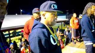 SNOOTIE WILD AND YO GOTTI PERFORMING ALL I KNOW IS YAYO AT SOUTH CAROLINA CAR SHOW