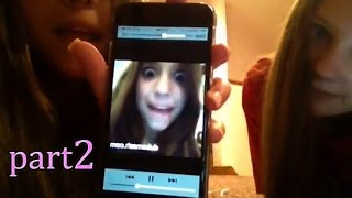 Mackenzie Ziegler - Livestream 3 - 2of2