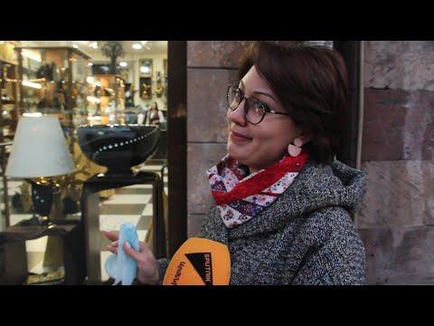 Граждане Армении о сложившейся внутриполитической ситуации