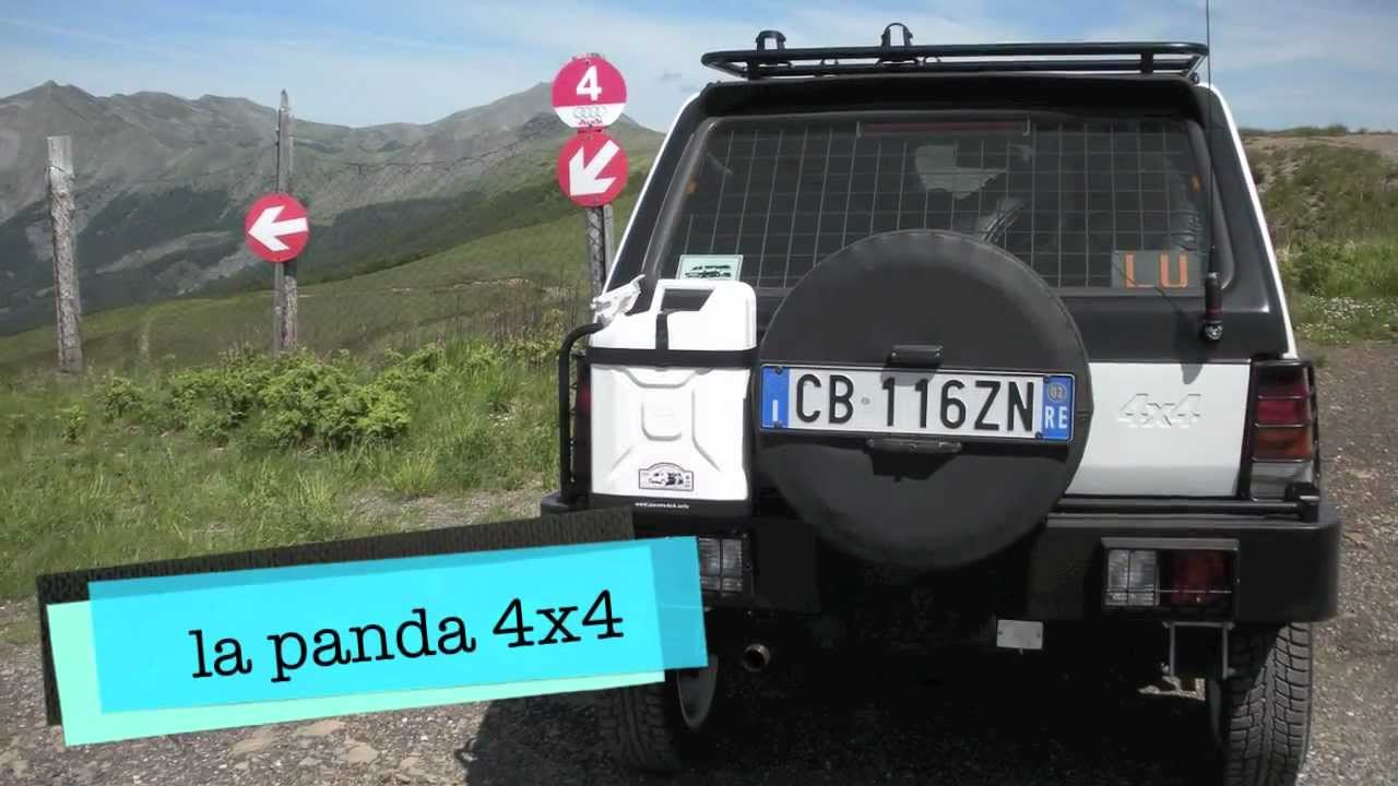 8 raduno nazionale porci panda 4x4 off road club italia w for Panda 4x4 sisley off road