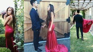 Vlog: Prom 2016 | viviannnv