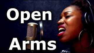 Open Arms - Journey - Sonika - Cover - Ken Tamplin Vocal Academy