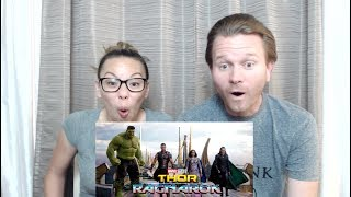 Thor Ragnarok Official Trailer (SDCC) - Reaction and Review