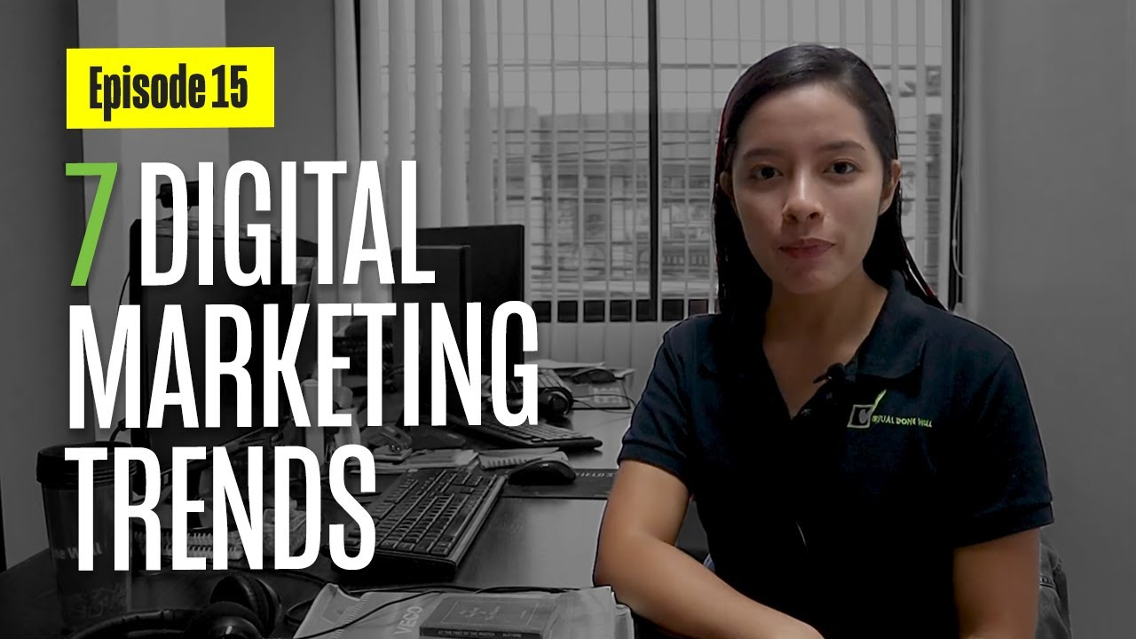 7 Digital Marketing Trends to Boost your Business this 2019
