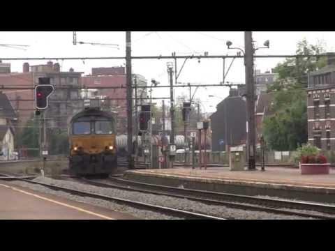 Hasselt Railway Station (Gare de Hasselt), Limburg, Belgium - 23rd October, 2014