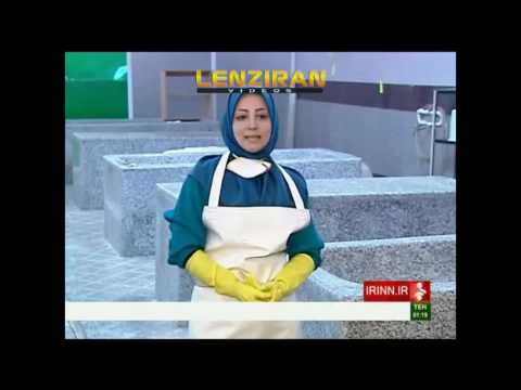 Women in charge of washing dead bodies in cemetery of Tehran talk about their job