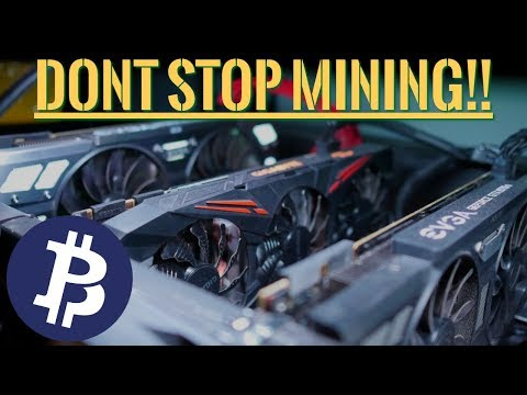 Should You Mine In May 2018