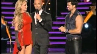 MDS & Pedro moreno mira quien baila primera gala