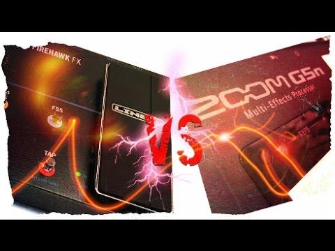 Download Firehawk (POD HD) vs Zoom G5n | Alex Machado