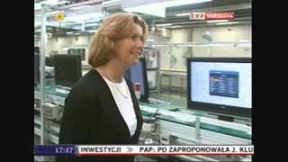 Za zamkniętymi drzwiami - Fabryka telewizorów - TVP Warszawa