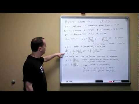 Physical Chemistry chapter 1