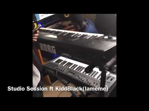 Alpha Records Studio session with Kiddblack and Rushafella (AR x La même)