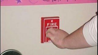 Potomac Hall Fire Drill, November 8, 2001
