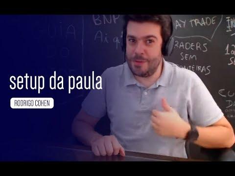 SETUP da PAULA 🔴 Reforçando conceitos ao-vivo