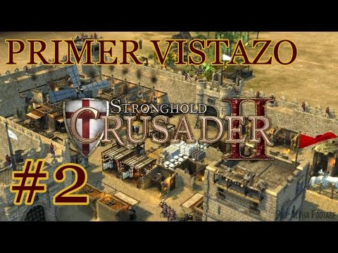 how to play multiplayer on stronghold crusader