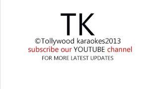 Devatha O devatha Karaoke By Tollywood Karaoke