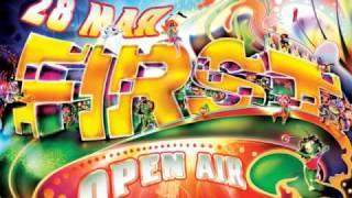 Partyraiser @ First Open Air Hardline 77 Arena
